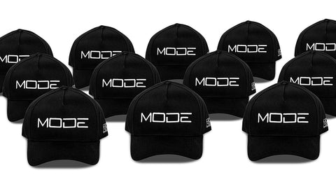 MODE Ltd. Edition 1/100 A-Frame Snapback