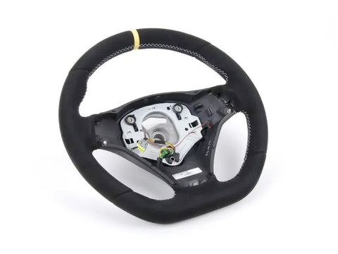 Genuine BMW M Performance Steering Wheel w/ Yellow Marker suit M3 (E90/E92)