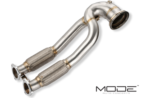MODE Design Performance Downpipes suits Audi RS3 8V PFL