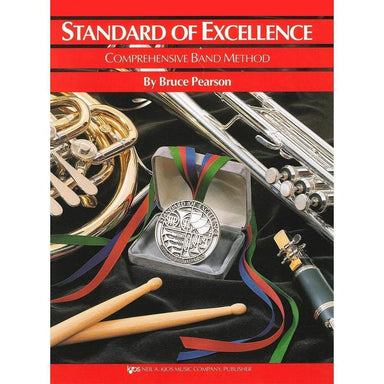 Standard Of Excellence Enhanced Bk/2Cd Bk1 Bc-Buzz Music