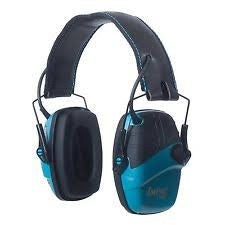 HOWARD LEIGHT IMPACT SPORT EAR MUFFS TEAL/BLUE