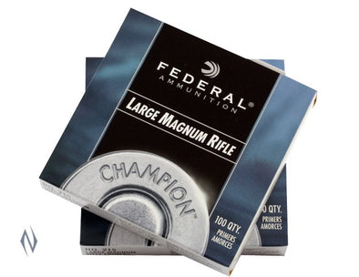 FEDERAL PRIMER 215 LARGE RIFLE MAGNUM