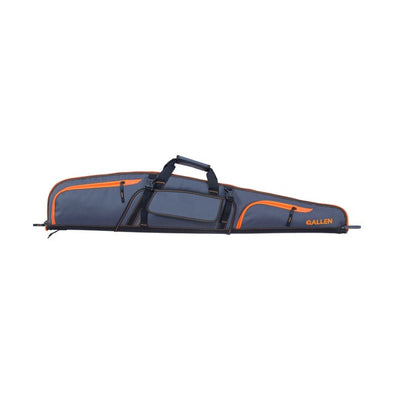 ALLEN BONANZA GEAR FIT RIFLE CASE GREY / ORANGE 48""