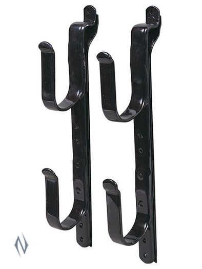 ALLEN WINDOW RACK 2 GUN METAL