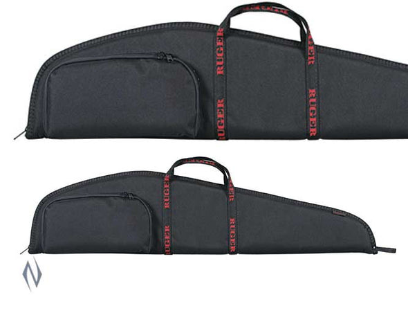 ALLEN RUGER STANDARD SCOPED RIFLE CASE + POCKET 40""