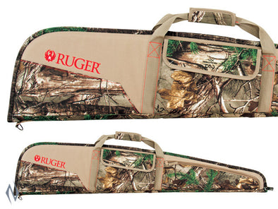 ALLEN RUGER YUMA SCOPED RIFLE CASE CAMO 46""