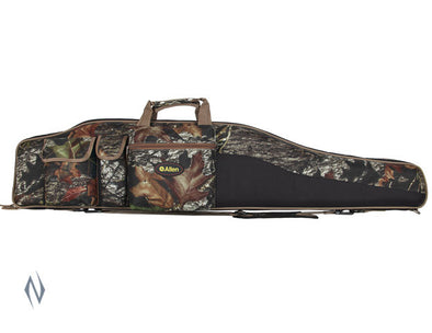 ALLEN TEJON OVERSIZE SCOPED RIFLE CASE CAMO + SLING 50""