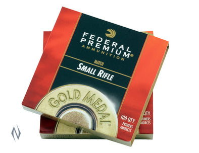 FEDERAL PRIMER GM205M GOLD MEDAL SMALL RIFLE