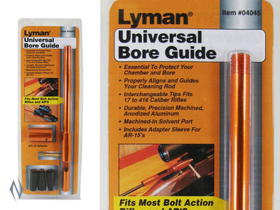 LYMAN UNIVERSAL BORE GUIDE SET .17-416