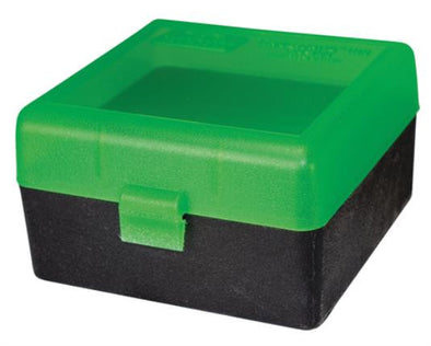 MTM 100 ROUND AMMO BOX RS-100