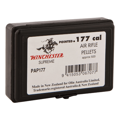 Winchester Supreme.177CAL Air Rifle Pellet