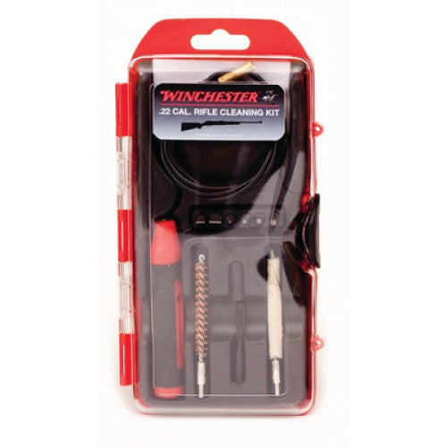 WINCHESTER Mini-Pull Rifle Cleaning Kit 22 Cal