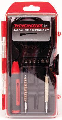 WINCHESTER Mini-Pull Rifle Cleaning Kit 243 Cal