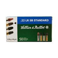 SELLIER & BELLOT 40GR 22LR