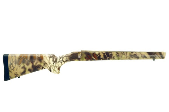 HOWA KRYPTEK HIGHLANDER HOGUE CAMO LA/STD STOCK