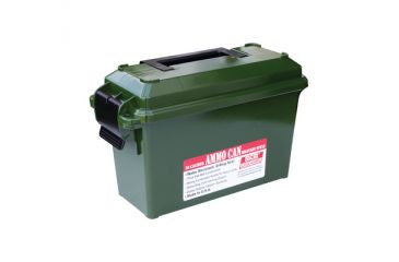 MTM 30 CAL AMMO CAN FOREST GREEN AC30T