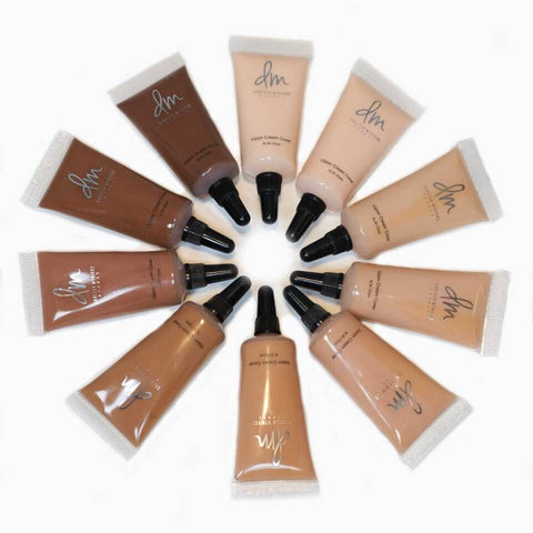 Vision Cream Cover Foundation Sample