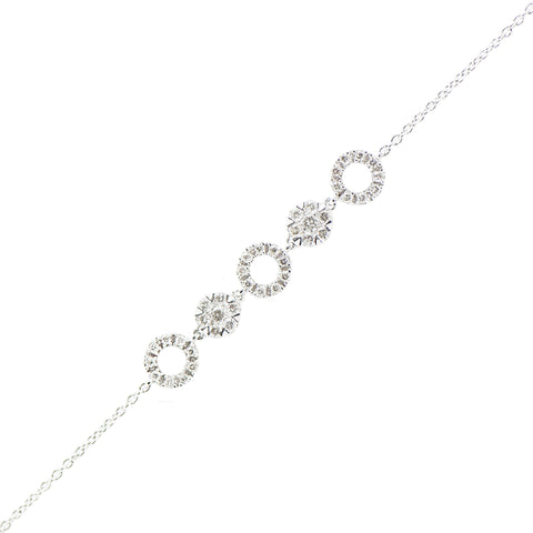 Diamond Mini Bracelet #164