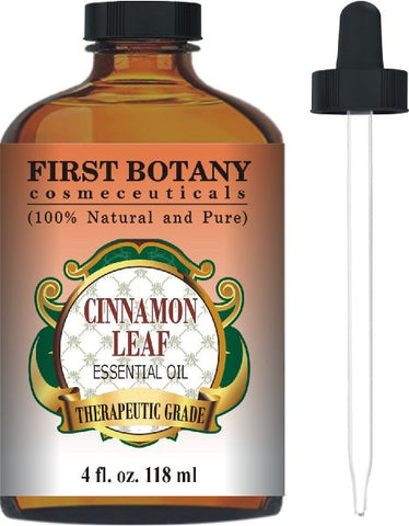 100% Pure & Natural - Cinnamon Essential Oil