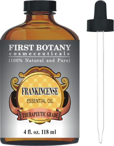 100% Pure & Natural - Frankincense Essential Oil
