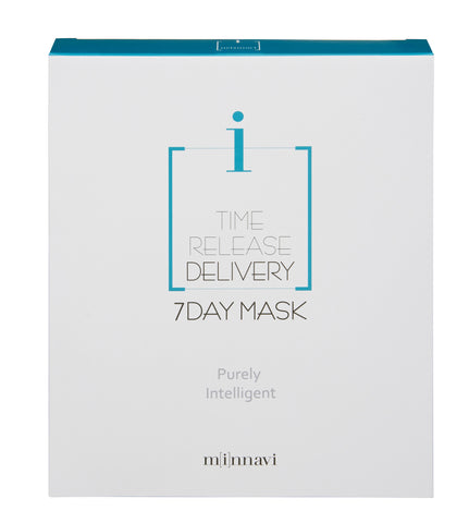 Time Release Delivery - 7 DAY MASK (Pack of 7)