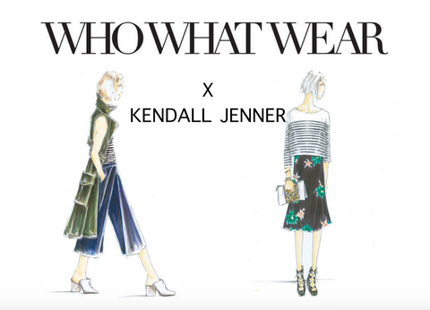 WHO WHAT WEAR - KENDALL JENNER