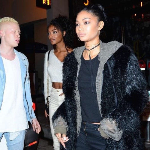 SHOP THE LOOK - CHANEL IMAN