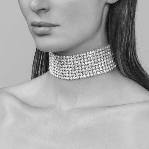 Diamante Choker No. 5