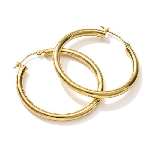 Mini Hoop Set in Metallic Gold ERTH ikFT8QRLBt