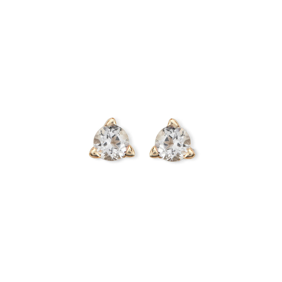 DIAMOND BIRTHSTONE STUDS