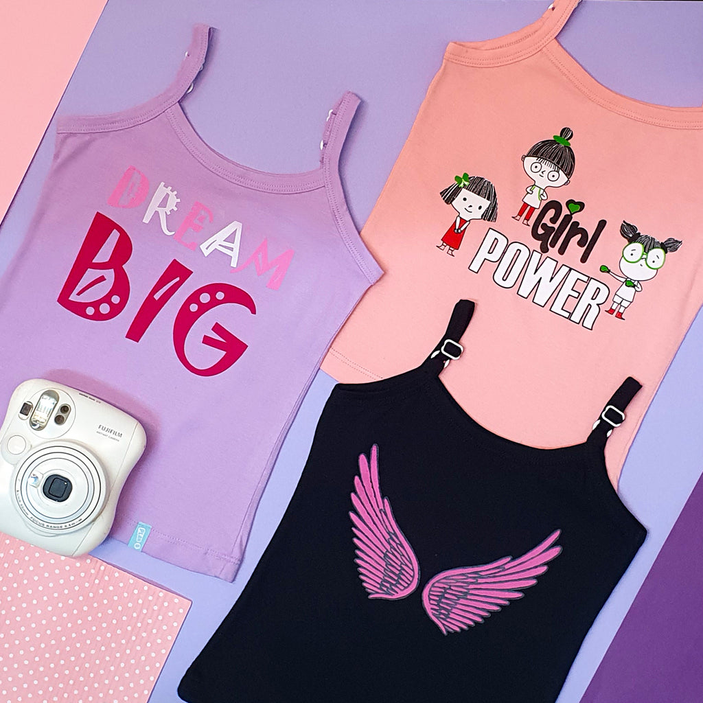Girl Vests