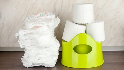 Potty Training Supplies for Moms