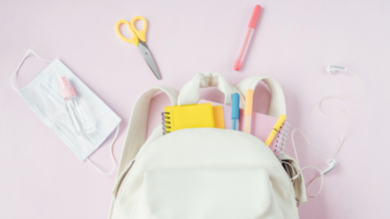 Remember to pack a handy first-aid kit for your child's school trips