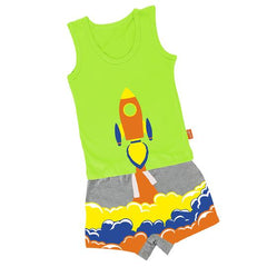 Lift Off Vest and Boxer Shorts