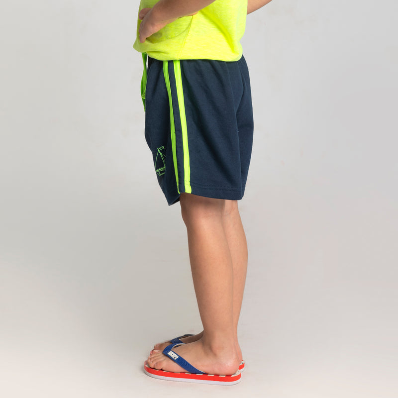 Shop Online - Blue - Boy Shorts