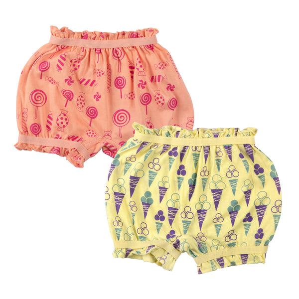 Set of 2 bloomers on plan b