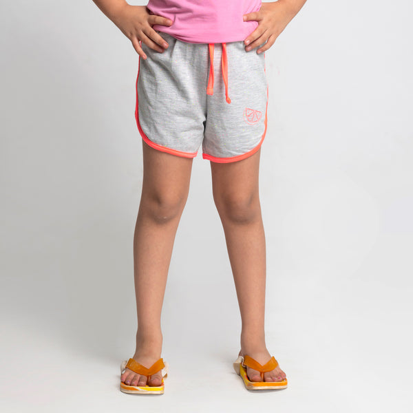 Shop Online - Grey Runner Shorts