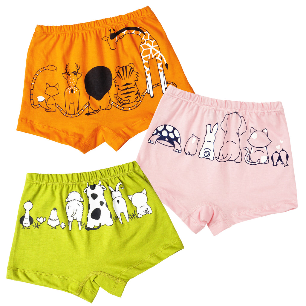 Animal Kingdom - Girl Boxers