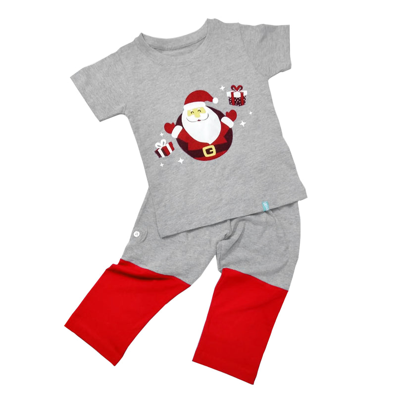 Santa Season - Boy Night Suits