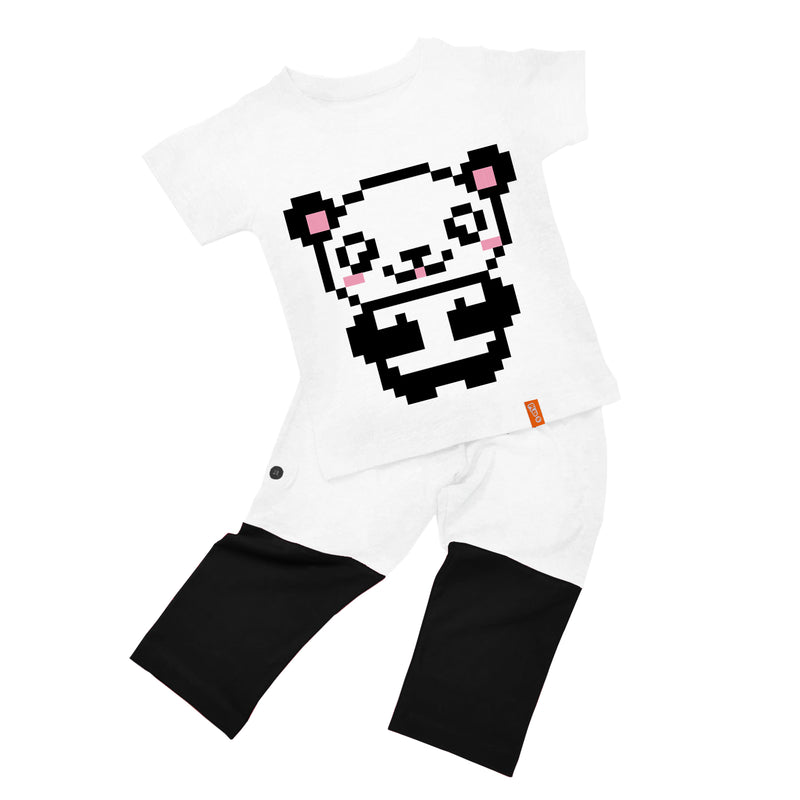 Panda - Girl Pajamas
