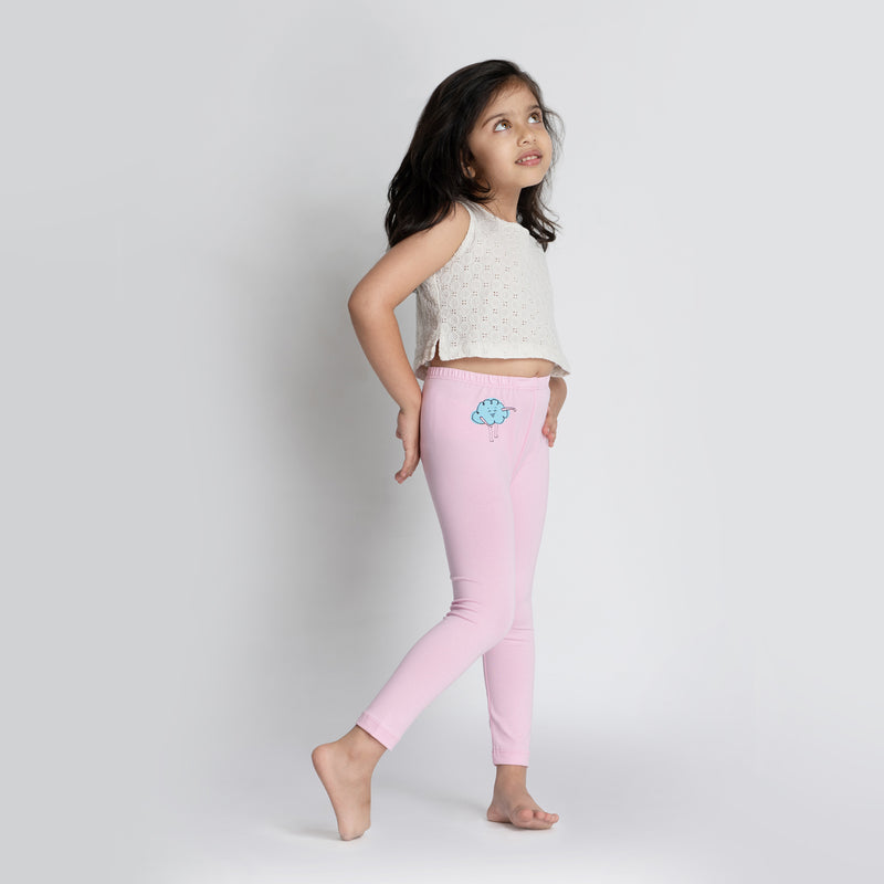 Shop Online - Clouds Day Out Set of three Girl Leggings