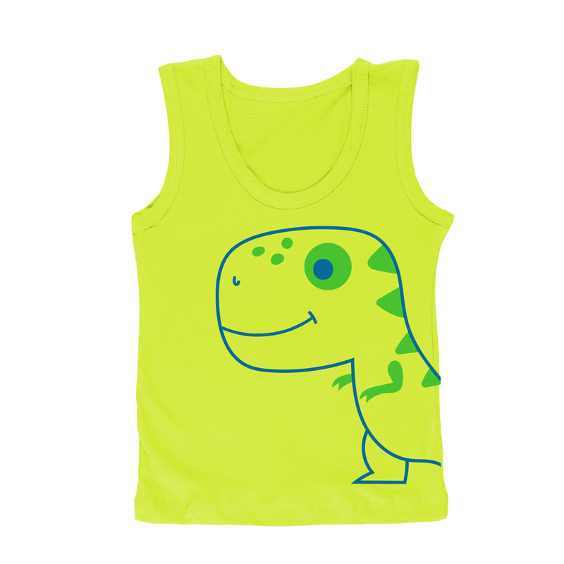 Cute-O-Saurus - Boy Vests