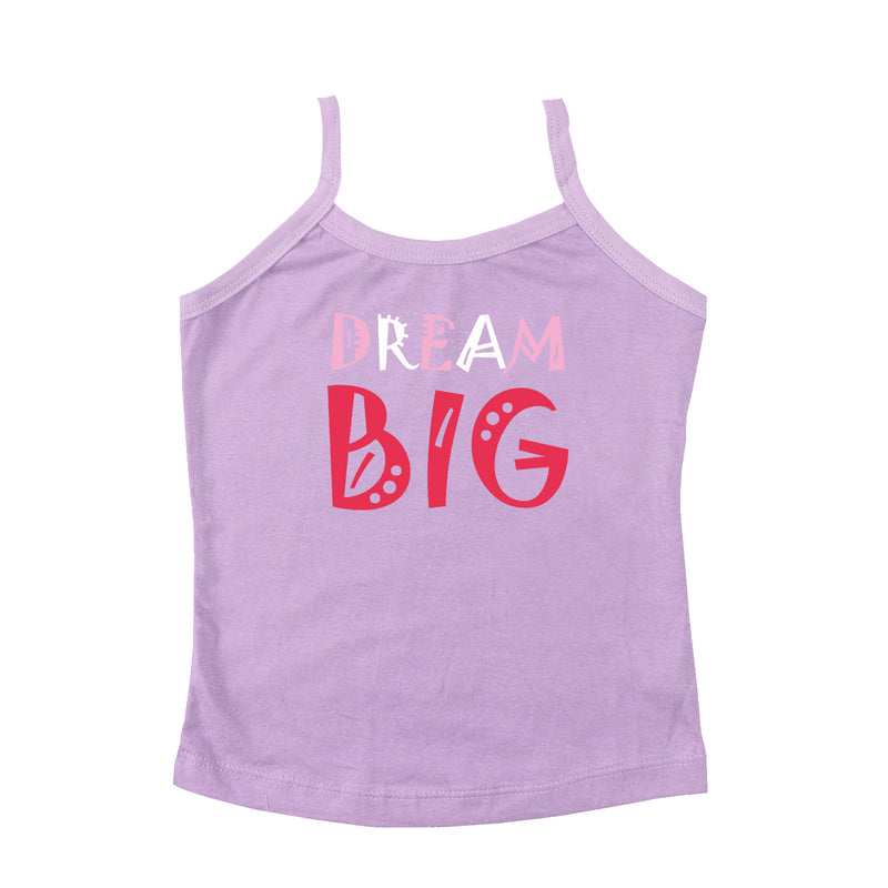 Dream Big - Girl Vests