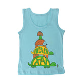 Karl's Pyramid  - Boy Vests