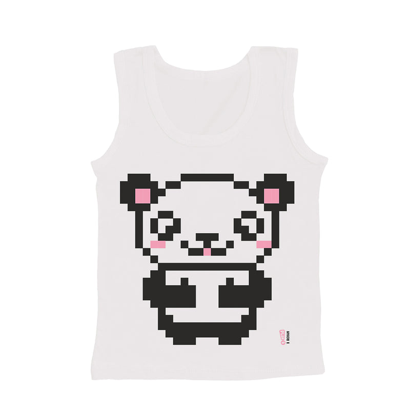 Rohan's Panda  - Girl Vests