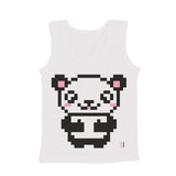 Rohan's Panda  - Boy Vests