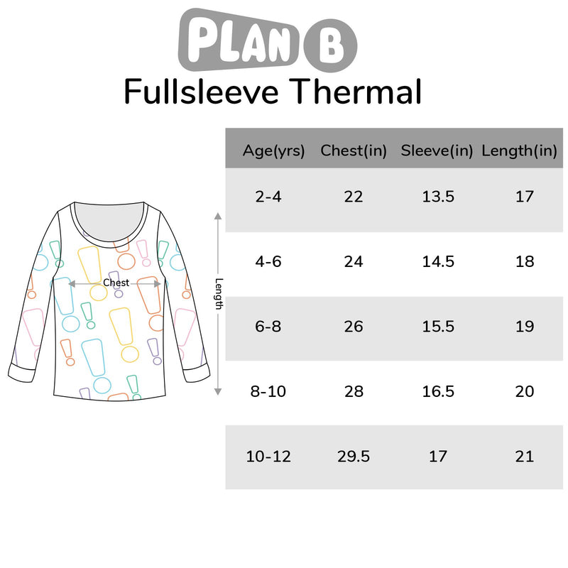 FoxTail - Full Sleeve Thermal Top