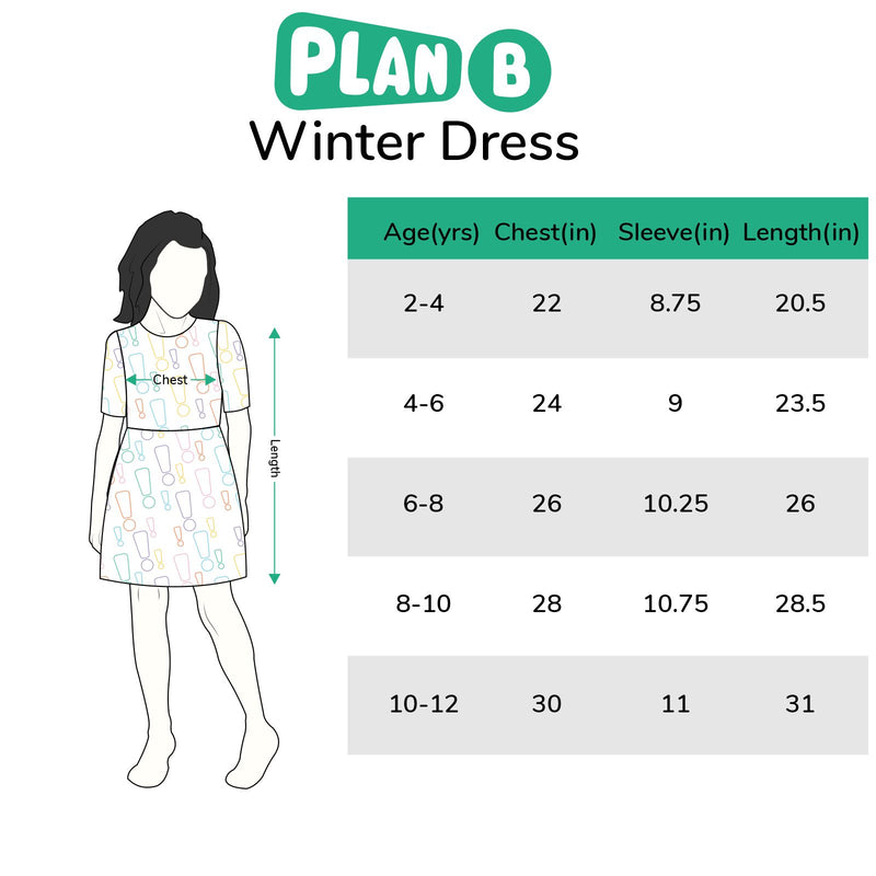 Imagination Winter Dress