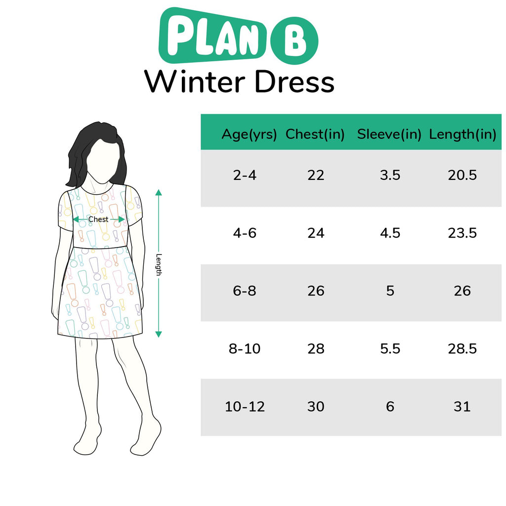 Grey Big Pockets Winter Dress