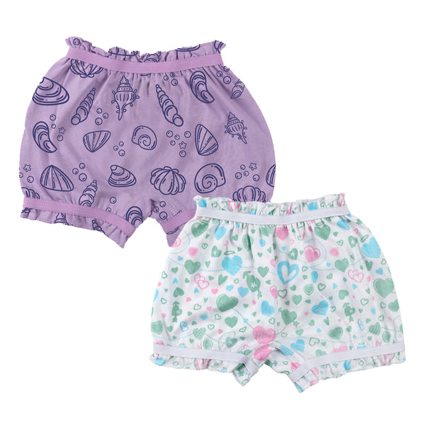 Shapes - Set of 2 bloomers